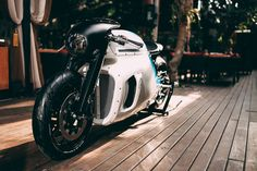 The Ghost - Triumph Speed Triple ~ Return of the Cafe Racers