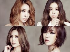 Brown Eyed Girls to make official comeback with 5th album ~ Latest K-pop News - K-pop News | Daily K Pop News