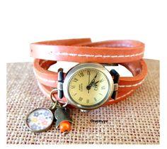 fr_montre_vintage_en_cuir_orange_et_sequin_liberty_mauvey_