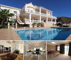 Lovely detached villa for sale in La Quinta. With 4 Bedrooms, 4 Bathrooms, and a built area of 500 m², a terrace of 200 m², on a large plot of 1,460 m²...