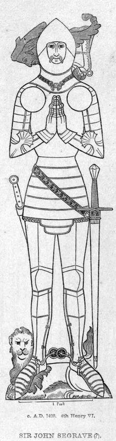John Segrave (1425)