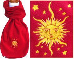 Modal Scarf - SunFace Modal 2 scarf by VIDA VIDA wtA5En