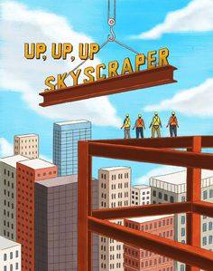 By: Anastasia Suen / Illustrated by: Ryan O'Rourke Coming in May 2017! Just in time for Summer Reading Theme: Build a Better World! There's so much to see and do on a construction site! Young construc