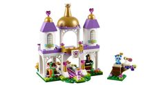 LEGO Disney Princess Palace Pets Royal Castle $15.19  Calling all Princesses  The royal family also has their own royalty pets. Get yourLEGO Disney Princess Palace Pets Royal Castle at Amazon today!  LEGO Disney Princess Palace Pets Royal Castle $15.19  Ships Free with Amazon Prime (Try a FREE Membership)  Palace Pets Royal Castle features a 2-story building with a golden roof 2 towers dining area music room revolving dance floor and a garden lookout  Prepare the castle for a grand ball and…