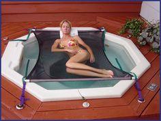 Hot Tub accessories & Spa accessories, Hammocks, Spa Swing Hammock