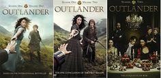 New & Sealed! TV Outlander Complete Seasons 1 & 2 DVD