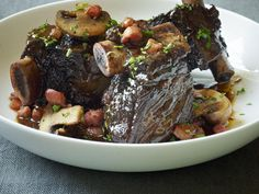 Slow-cooked Beef Short Ribs Recipe | Gordon Ramsay Recipes