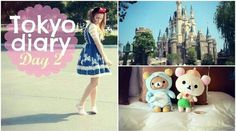 Marzia at Disneyland Paris
