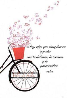 〽️Si hay algo que tiene fuerza y poder son la dulzura, la ternura y la generosidad
