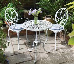 Useful Metal Garden Furniture