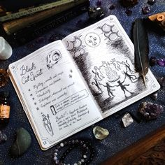 My Wicca Journey Wiccan Spells, Magick, Witchcraft, Bullet Journal Art, Journal Pages, Grimoire Book, Baby Witch, Religion, Witch Aesthetic