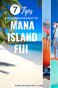 Bula and welcome to our dream holiday guide to Mana Island, Fiji. This family friendly resort is perfectly suited to people who love the ocean, great beaches, snorkelling, want to unplug themselves from devices and just chill. Click through to see our 7 tips for Mana Island, Fiji. #fiji #fijiholiday #islandgetaway #manaisland #pacificholiday #fijitips Fiji Holiday, Family Friendly Resorts, Snorkelling, Life Hacks, Island, Family Resorts, Block Island, Islands, Lifehacks