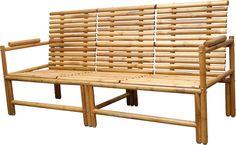 Mobiliario De Bambú Por Decorablog Lawn Furniture Bamboo Decor Building