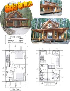 Log Homes In Idaho | True Log Homes | Log Cabin Kits