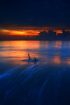 wowtastic-nature: Sunset at akkarena by andra ramadhan on 500px.com