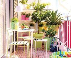 Arredamento balcone di casa (Foto 8/40) | Designmag