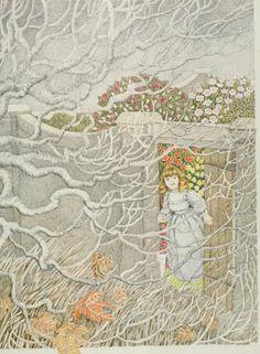 Hans Christian Andersen, The Snow Queen.  Ills. by Susan Jeffers