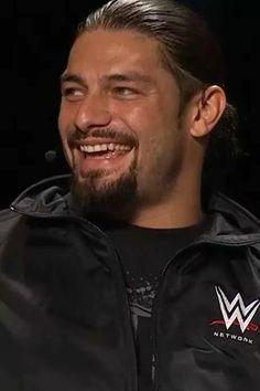 I love his smile!