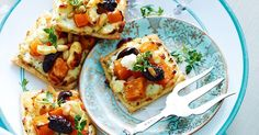 Thyme adds a flavour hit to these tempting Mediterranean pastries.