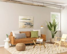 6 Al Decorating Ideas To Make Your Apartment A Home Mid Century Modern