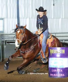 Barrel Racing Tips.com – (Applied) Knowledge is Power!