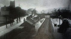 Caerphilly station