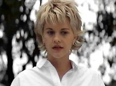 Hair Styles On Meg Ryan Short