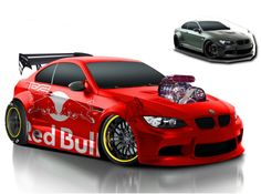 bmw m3 tuning drag racing cars