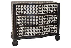 Chest of Drawers... Houndstooth