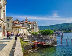 Activo – Tour Lake Maggiore - Milan - Turin - small group