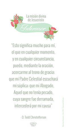 Señaladores imprimibles para el mensaje de las Maestras Visitantes de Julio 2014: La misión divina de Jesucristo: Intercesor