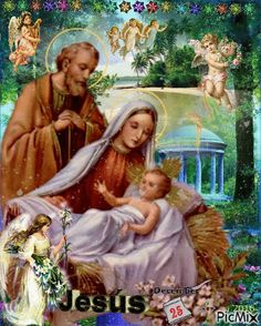 Pictures Of Christ, Jesus Christ Images, Gif Pictures, Father Christmas, Christmas Angels, Christmas Time, Christmas Blessings, Christmas Greetings, Merry Christmas Hd Images