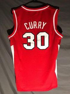 ec244c8085c6 Men 30 Stephen Curry Jersey Red Davidson Wildcats Throwback Swingman