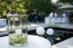 Atmosphere – Stephen M. Tokar | Cleveland, Ohio | Wedding Planning | Event Design  love white with green