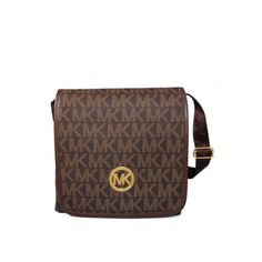 Michael Kors Jet Set Travel Messenger Logo Large Brown Crossbody Bags on sale. Save Big,Buy Now! Michael Kors Outlet Sale, Michael Kors Handbags Sale, Cheap Michael Kors, Cheap Handbags, Handbags On Sale, Michael Kors Jet Set, Guess Handbags, Handbags Online, Brown Crossbody Bag