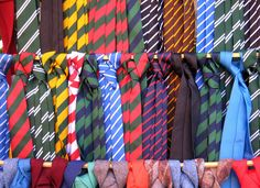 I have a thing for ties