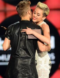 Justin Bieber and Miley Cyrus Hooked Up?