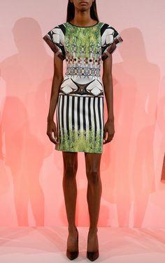 Huntington Gardens Dress by Clover Canyon for Preorder on Moda Operandi