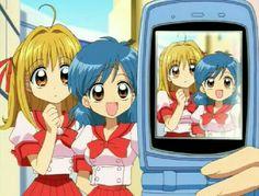 Thanks for watching hope you liked it! Anime Chibi, Kawaii Anime, Anime Art, Mermaid Melody, Mermaid Princess, Nanami, Manga, Magical Girl, Anime Couples