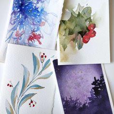 Learn watercolor with Ursula Schichan artist in Barcelona