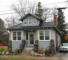 8 best foursquare hip roof colonial house colors images hip roof rh pinterest com