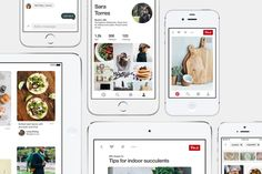 Pinterest Reinvents Itself to Prove It's Really Worth Billions | To succeed, Pinterest needs to drive more people to spend more time on the site, no matter where they're using it. | Credit: Pinterest | From Wired.com