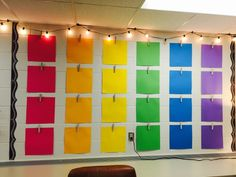 Colorful & Fun WOW Work Display! Ks2 Classroom, Classroom Bulletin Boards, Classroom Setup, Classroom Displays, Preschool Classroom, Classroom Activities, Teachers Toolbox, Teachers Corner, Hallway Displays