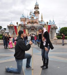 The best proposal ever!