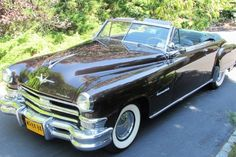 1951 Chrysler Imperial Convertible