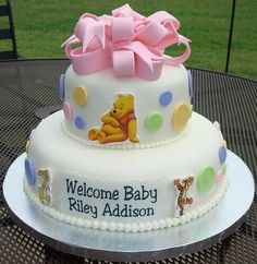 Image result for girl baby cakes