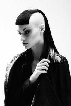 Australian Hair Expo 2014 Winners Announced Ombré Hair, Hair Art, Modern Mullet, Chica Punk, Hair Expo, Avant Garde Hair, Schwarzkopf Professional, Hair Reference, Professional Hairstyles