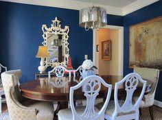 Color Crush - Champion Cobalt • color is Ben Moore Champion Cobalt 2061-20: