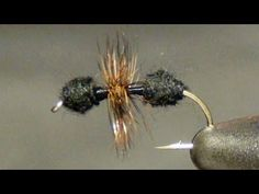 Fur Ant Fly Tying Video Instructions and How To Tie Tutorial | Fly Tying Videos
