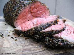 Unbelievably Easy Roast Beef